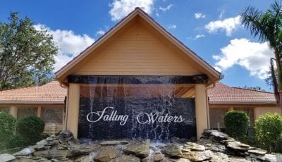 Falling Waters 3D Model